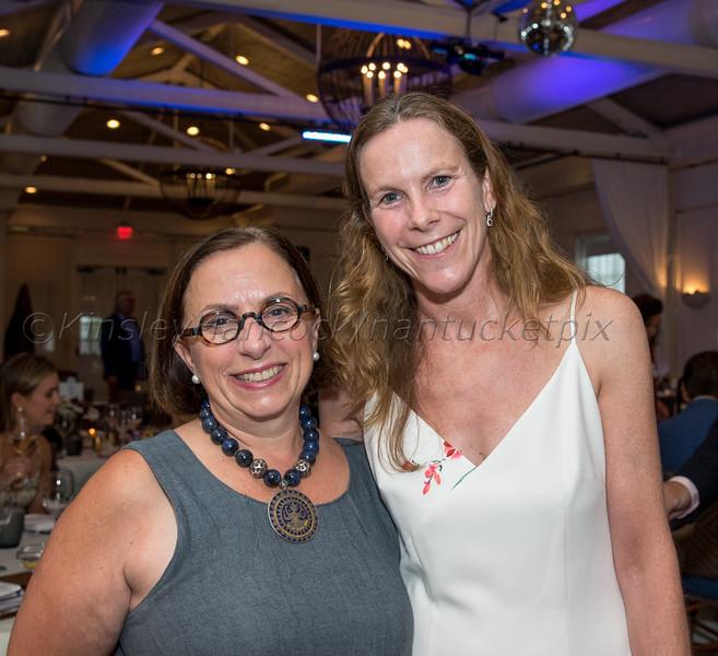 White Heron Theater Gala, Nantucket Hotel, Nantucket, Massachusetts, July 19, 2019