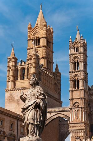 Palermo Sicily Italy