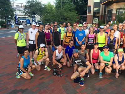 Experienced Marathoners Program (XMP)