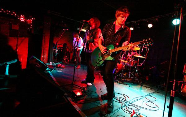 TAB The Band at Mercury Lounge 12/18/2010