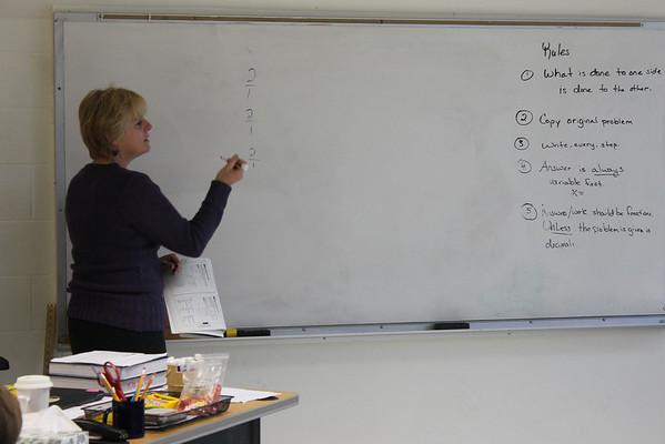 Classroom Candids November 7, 2013