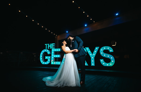 Wedding Reception at Victoria Park Golf Complex