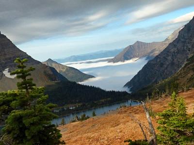 Hidden Lake Overlook - September 21, 2020