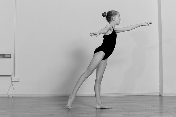 Ballet audition
