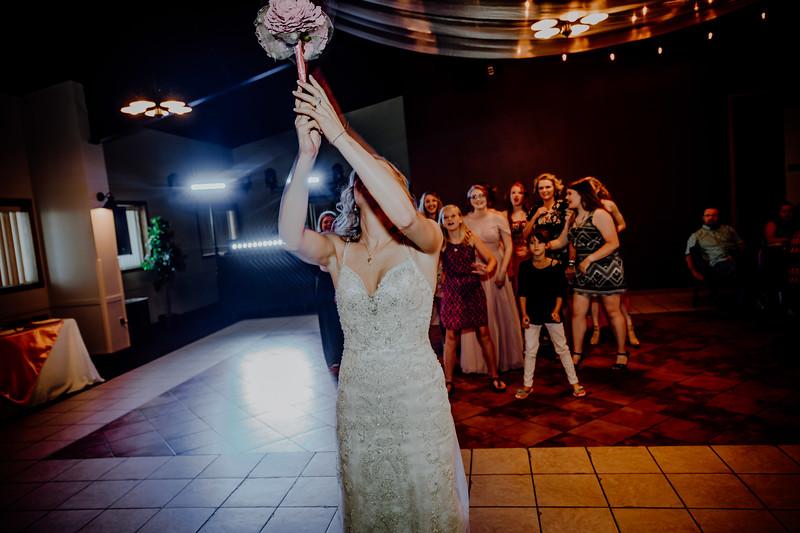 Bouquet Toss & Dance Misc.