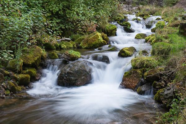 Lakes, River and Waterfalls
