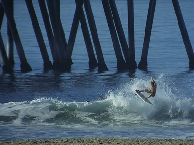 10/23/19 * DAILY SURFING PHOTOS * H.B. PIER