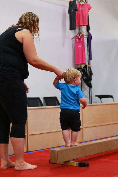 Colt's Gymnastics Class