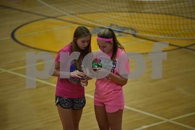 St. Edmond @ Humboldt Volleyball 10/13/16