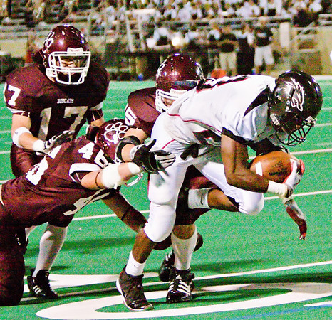 Langham vs Cy-Fair #1 (Best Pics from this game) - 2009