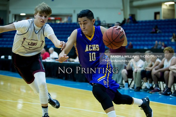 Alcorn County Tournament - Day 1 (JV Boys ONLY)
