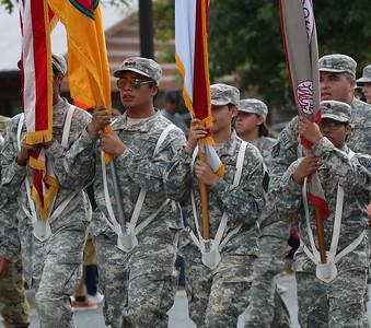 106th Cherokee Indian Fair Parade, October 2