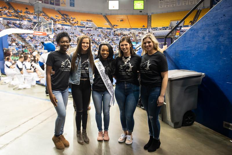 Miss ISU Scholarships