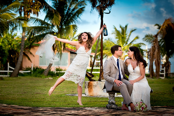 Francesca & Patrick - Wedding - Belize - 16th of February 2018