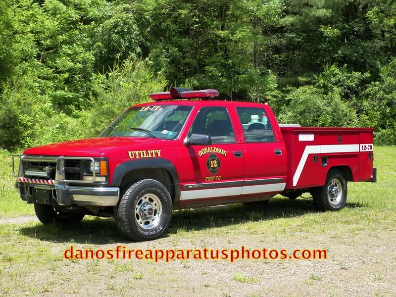 DONALDSON FIRE CO.