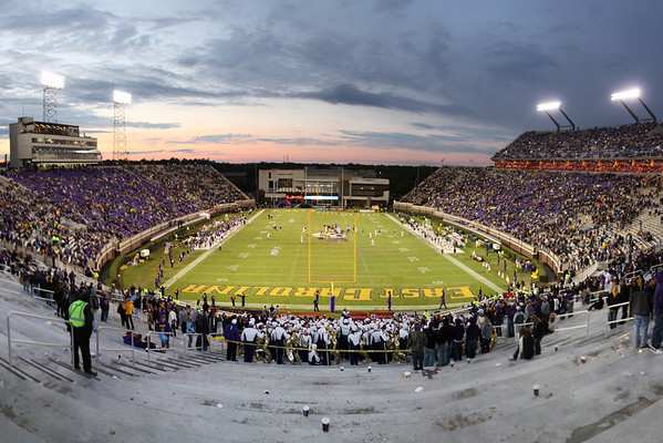 11-6-2010 ECU vs Navy