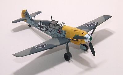 Messerschmitt 109E - F