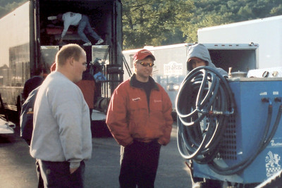 NASCAR Busch North Race @ Lime Rock 10-1-2005