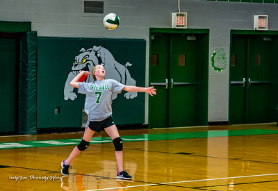 Tazewell Middle School Volleyball
