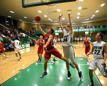 HC Varsity v Notre Dame 12.10.16