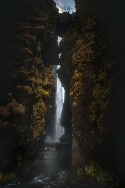 Gljúfrafoss, Iceland