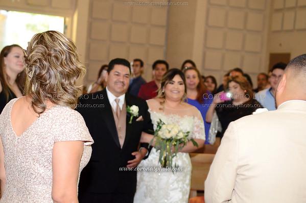 Isela & Abel Wedding