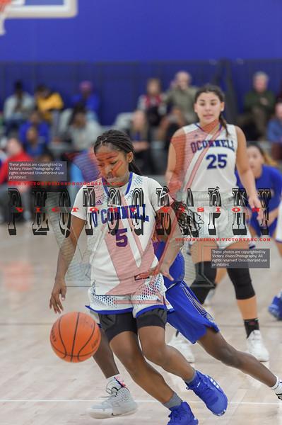 Bishop O'Connell (VA) Girls Varsity Basketball 12-13-19 | She Got Game