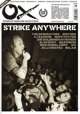 Strike Anywhere 5.17.09