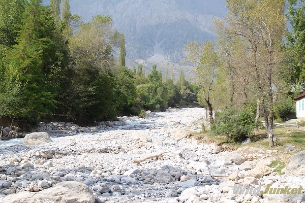 Arslanbob Forest