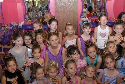 2007-04-28 - Morgan's 6th Birthday party
