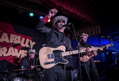 Los Volidos, Rockabilly Rave 2018