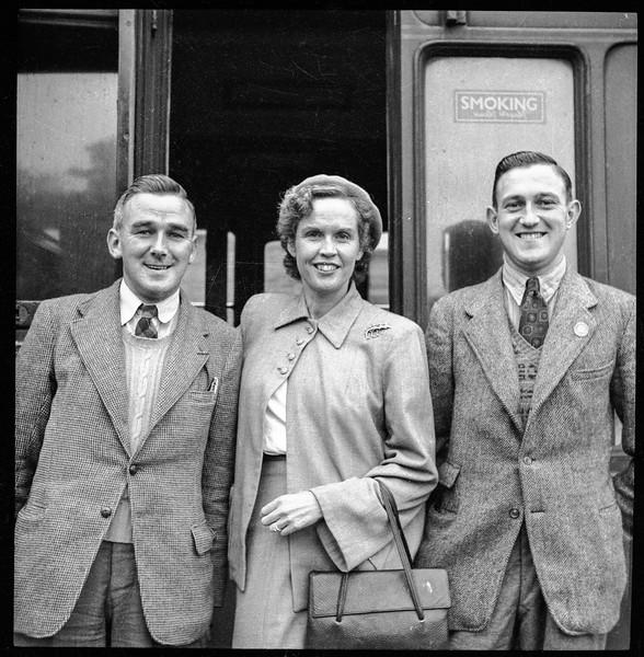 Norman Hutchinson, Lois, Sam Hutchinson