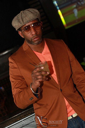 Stilettos and Blazers Part 2 at The Coliseum Music Lounge 10-13-12