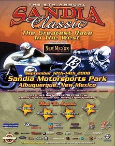Sandia Classic 08