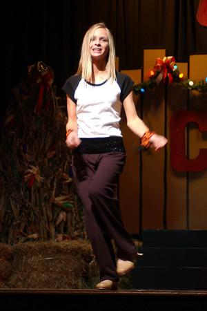 2009 Christmas Recital Middle School