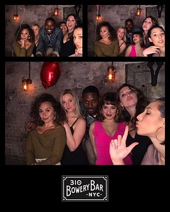 310 Bowery Holiday Party 2020