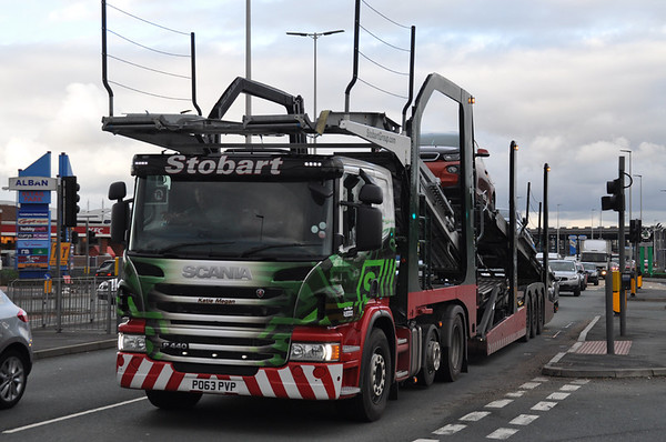 Stobart Day, 17th Jan 2014