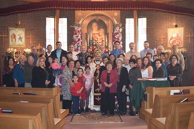 62nd Parish Anniversary Celebration