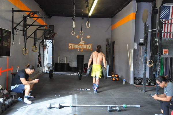 Strength RX Cross Fit