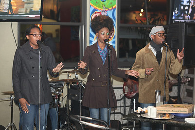 The Groove Coalition at the Mellow Mushroom Jan 25, 2014
