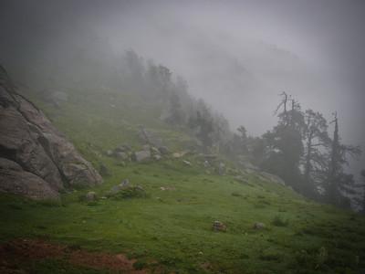 Triund (McLeod Gang), India IV/V - 7/23/2011