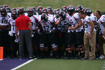 Football vs Furman