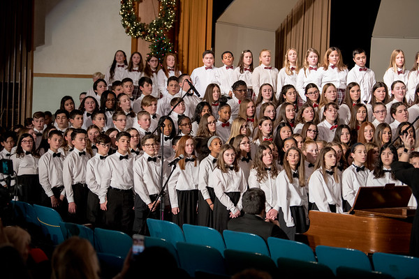 Latin School Christmas Concert – December 11, 2019