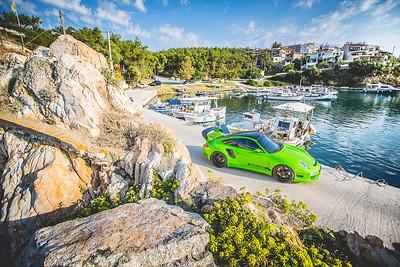 Donchev Motorsport Porsche 911 T 997