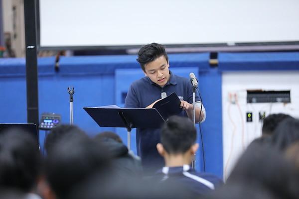 Student Week of Prayer 2/6-10/17