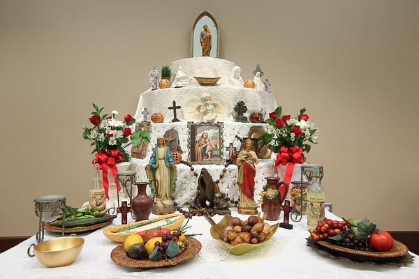 St. Joseph Feast and Altars
