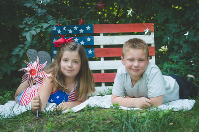 4th of July Mini Sessions - June 2018