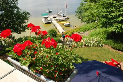 2011 07 08:  North Lake, Steve and Patty's, near Hartland WI