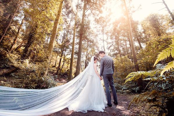 BRUCE+MILLIE PRE-WEDDING