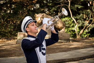 Thomas...Penn State Blue Band Portrait